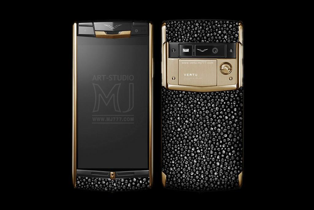 MJ Luxury Customization for Vertu Phones u0026 Accessories